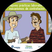 Cartilla Mejores prácticas laborales y mecanismos de contratación