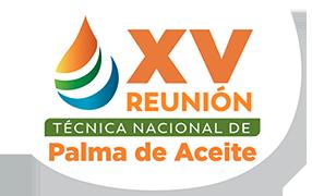 Logotipo XV Reunión Técnica Nacional 2019