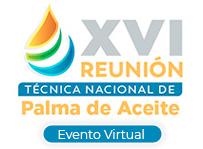 Logotipo XVI Reunión técnica